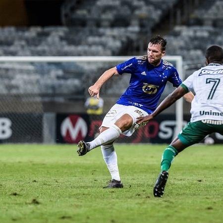 Cruzeiro e Goiás em ação pela Série B do Brasileiro em 2021 - Gustavo Aleixo / Cruzeiro / Flickr