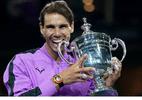 Confira a lista de tenistas com mais títulos de Grand Slam atualizada - (Sem crédito)