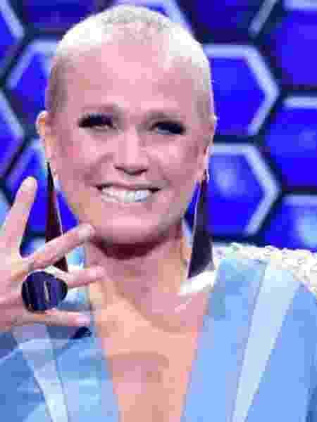 """Xuxa no """"The Four Brasil""""  da Record - Reprodução / Internet"""