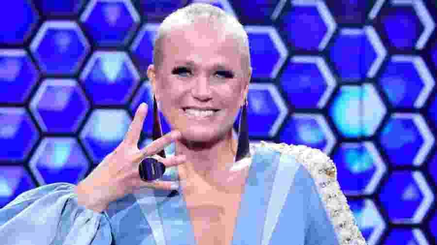 Xuxa no The Four Brasil (Divulgação / Record TV) - Reprodução / Internet