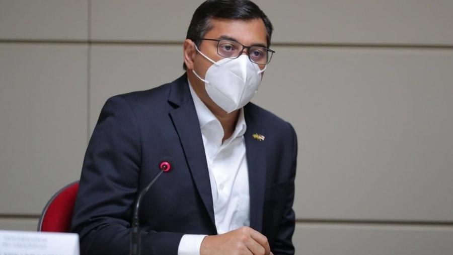 Wilson Lima, governador do Amazonas                              - Divulgação