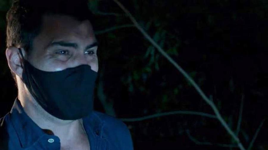 Magno (Juliano Cazarré) em Amor de Mãe (Reprodução/TV Globo). - Reprodução / Internet