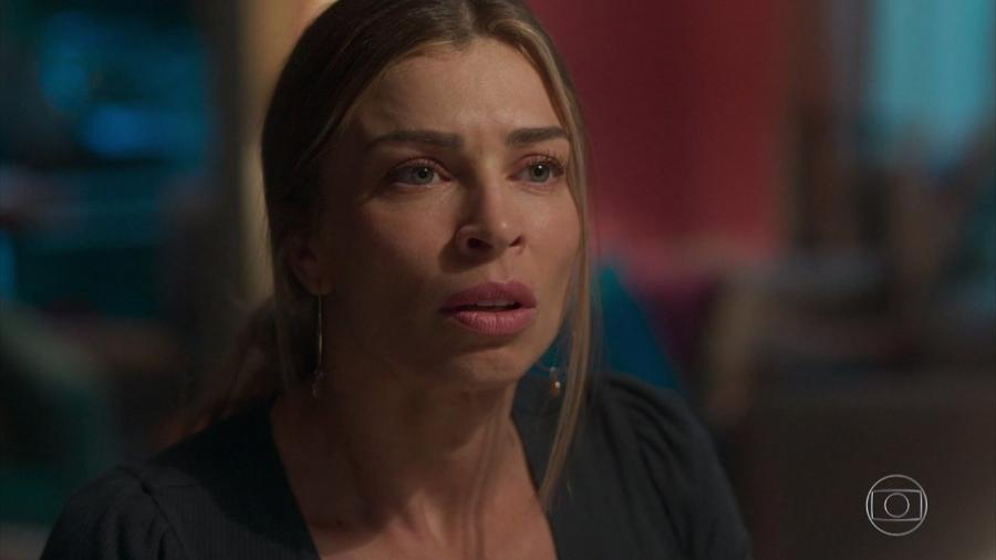 Paloma (Grazi Massafera) em Bom Sucesso (Reprodução/TV Globo). - Reprodução/TV Globo