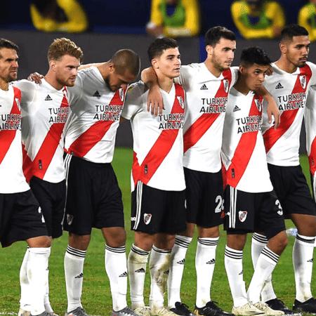 Jogadores do River Plate testam positivo para o novo coronavírus e não tem time para a Libertadores - GettyImages