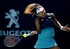 Osaka leva susto, mas supera belga e estreia com vitória no Miami Open - (Sem crédito)