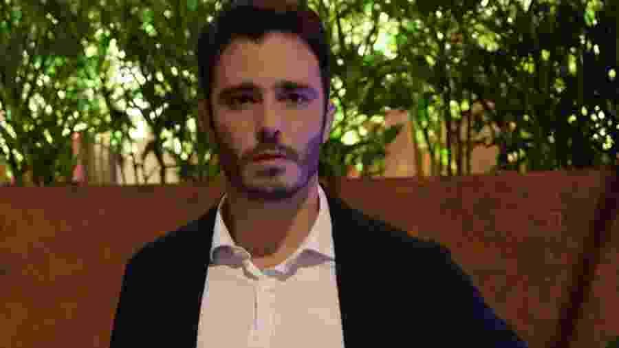 Tobias (Thiago Rodrigues) em Amor Sem Igual (Record TV/Blad Meneghel). - Tobias (Thiago Rodrigues) em Amor Sem Igual (Record TV/Blad Meneghel).