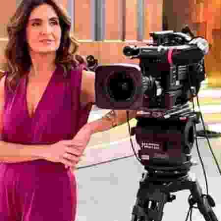 Fátima Bernardes - Reprodução/Grupo Globo/João Cotta - Reprodução/Grupo Globo/João Cotta