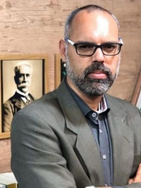 Allan dos Santos, do blog Terça Livre, é investigado no inquérito das fake news                              -                                 Reprodução