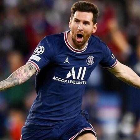 Com golaço de Messi, PSG bateu o City - Reprodução/Instagram Paris Saint-Germain