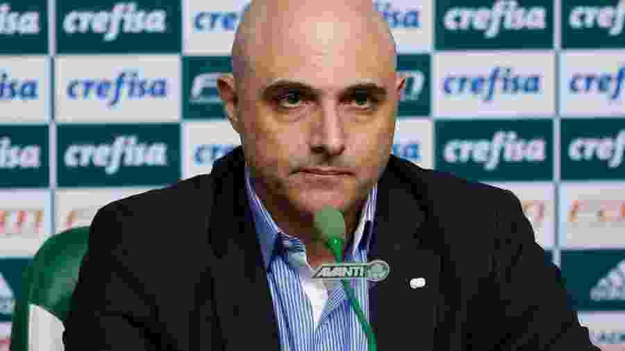 Mauricio Galiotte, atual presidente do Palmeiras - Marcelo D Sants Framephoto Estadão Conteúdo