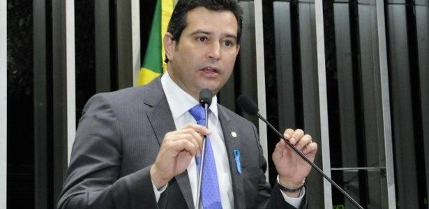 O ministro dos Transportes, Maurício Quintella