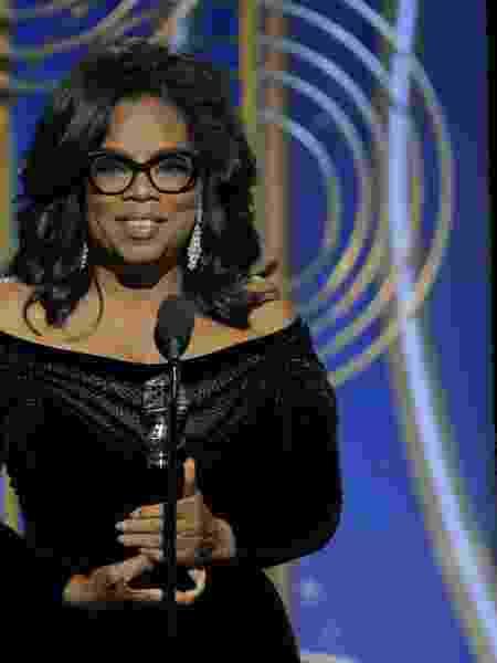 Oprah Winfrey faz doação de R$ 16 milhões para ajudar no combate à pandemia - Getty Images