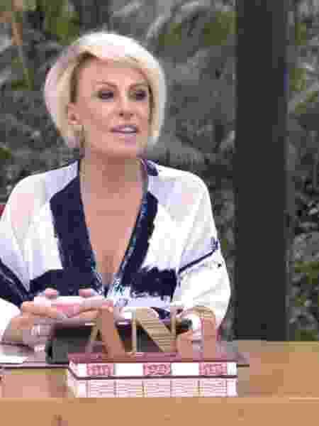 Ana Maria Braga no Mais Você  - Reprodução/TV Globo