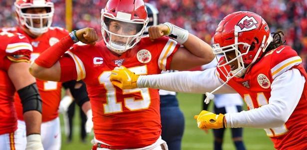 Chiefs batem 49ers e conquistam o Super Bowl LIV