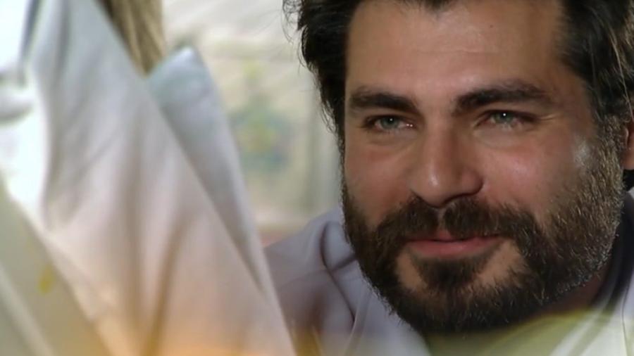 Lúcio (Thiago Lacerda) e Júlia (Jesuela Moro) em A Vida da Gente (Reprodução/TV Globo). - Reprodução / Internet