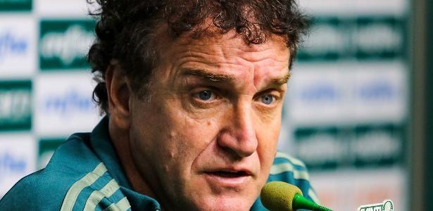 Cuca afirmou que quer seguir no comando do Palmeiras para a próxima temporada