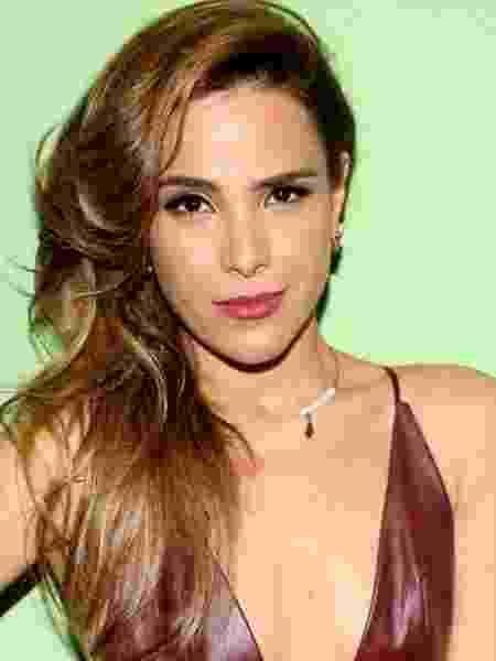 A cantora Wanessa Camargo (Divulgação) - A cantora Wanessa Camargo (Divulgação)