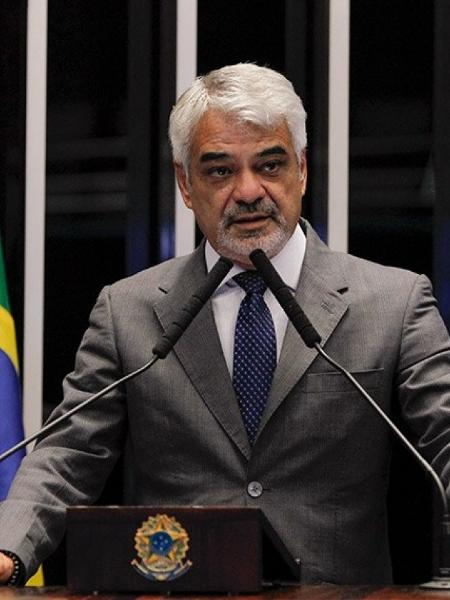 Humberto Costa é senador pelo PT e faz oposição a Bolsonaro                              -                                 BETO BARATA/AGêNCIA SENADO