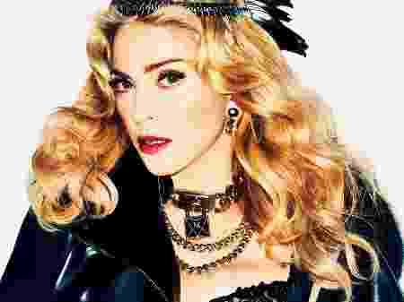 A cantora norte-americana Madonna (FOTO: Reprodução)