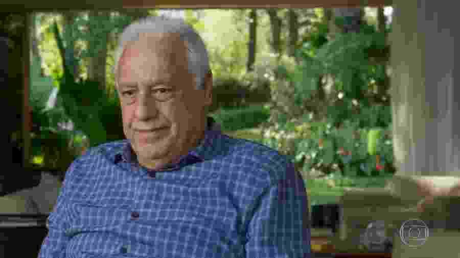 Alberto (Antônio Fagundes) em Bom Sucesso - Alberto (Antônio Fagundes) em Bom Sucesso