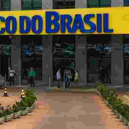 Sede do Banco do Brasil em Brasília - BB