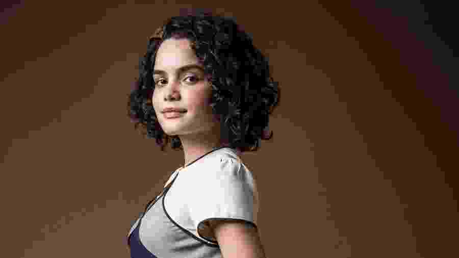 Inês (Carol Macedo) em Éramos Seis (Divulgação/ TV Globo) - Inês (Carol Macedo) em Éramos Seis (Divulgação/ TV Globo)