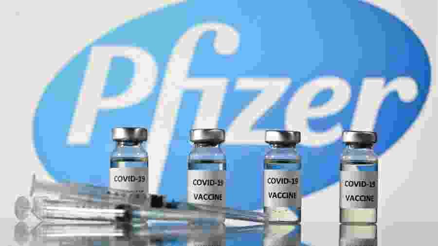 LIBERAçãO Agência regulatória do País anunciou a aprovação da vacina da BioNTech/Pfizer nesta quarta-feira (2)                              -                                 JUSTIN TALLIS / AFP