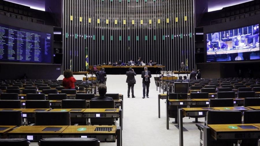 Senado flexibilizou as regras de ingresso de estados ao Regime de Recuperação Fiscal (RRF) - Maryanna Oliveira/Câmara dos Deputados