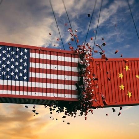 EUA x China:  - Reprodução