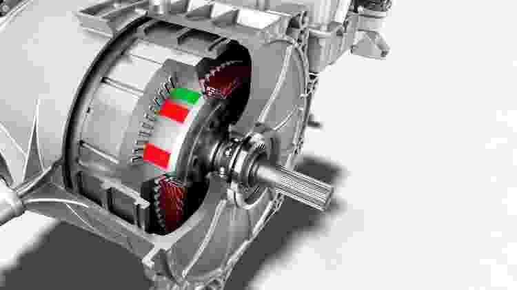 Motor elétrico - Divulgação - Divulgação