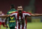 Com gols de Ortigoza e Tharcysio, Náutico vence Cuiabá-MT e leva vantagem - Diego Nigro/JC Imagem
