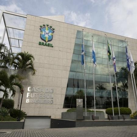 CBF analisa pedido de R$ 22 milhões antecipados de finalistas da Copa do Brasil - Lucas Figueiredo/CBF