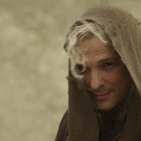 Lúcifer (Igor Rickli) em Gênesis (Divulgação/ Record TV) - Reprodução / Internet