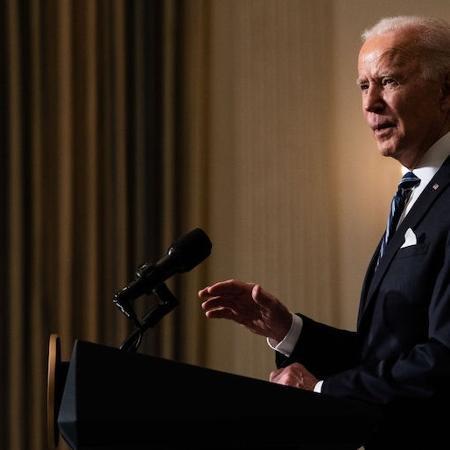 """Biden comunicou a Netanyahu que apoia um """"cessar-fogo"""" em Israel - Getty Images"""