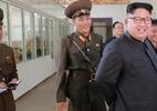 China vê sinais de diminuição da tensão na Coreia do Norte - Foto: STR / KCNA VIA KNS / AFP