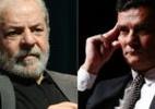 Sítio de Atibaia: Moro marca novo depoimento de ex-presidente Lula - Lula e Moro (imagens: Fernando Frazão/Agência Brasil e Rodolfo Buhrer/Paraná Portal)