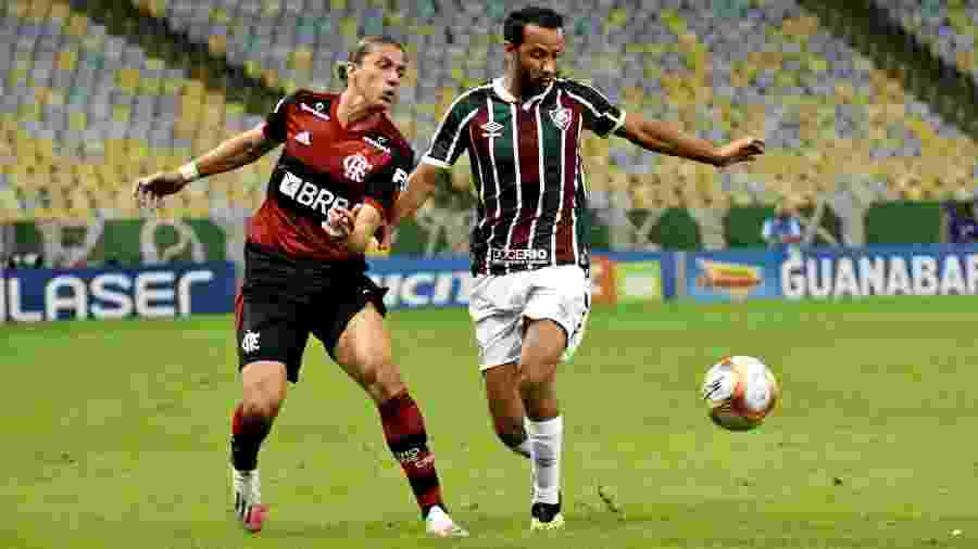Flamengo e Fluminense fazem a finalíssima do Carioca - Mailson Santana/Fluminense FC
