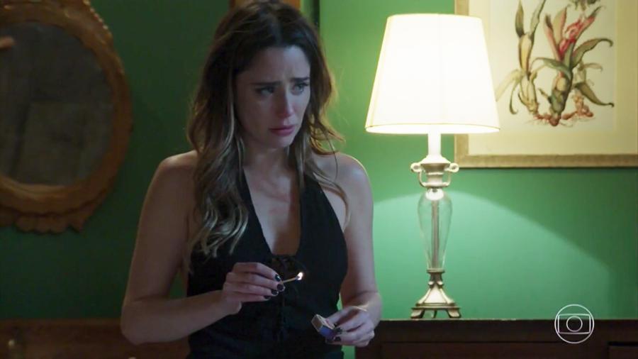 Bruna (Fernanda Vasconcellos) em Haja Coração (Reprodução/TV Globo). - Reprodução / Internet