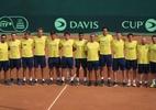 Brasil x Barbados: confira os detalhes do duelo válido pelo Grupo I da Copa Davis - (Sem crédito)