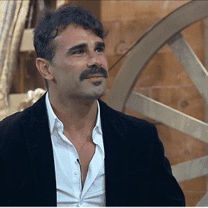Jorge Sousa, eliminado do reality A Fazenda 11 (Foto: Reprodução/PlayPlus)