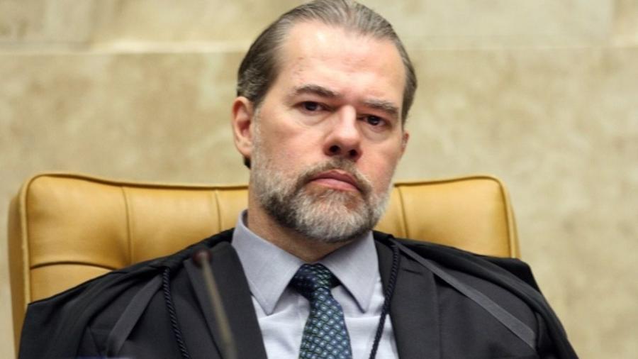 O ministro Dias Toffoli, do STF - Nelson JR/SCO/STF