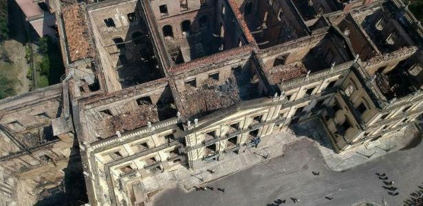 Agência foi criada com o objetivo principal de coordenar a reconstrução do Museu Nacional