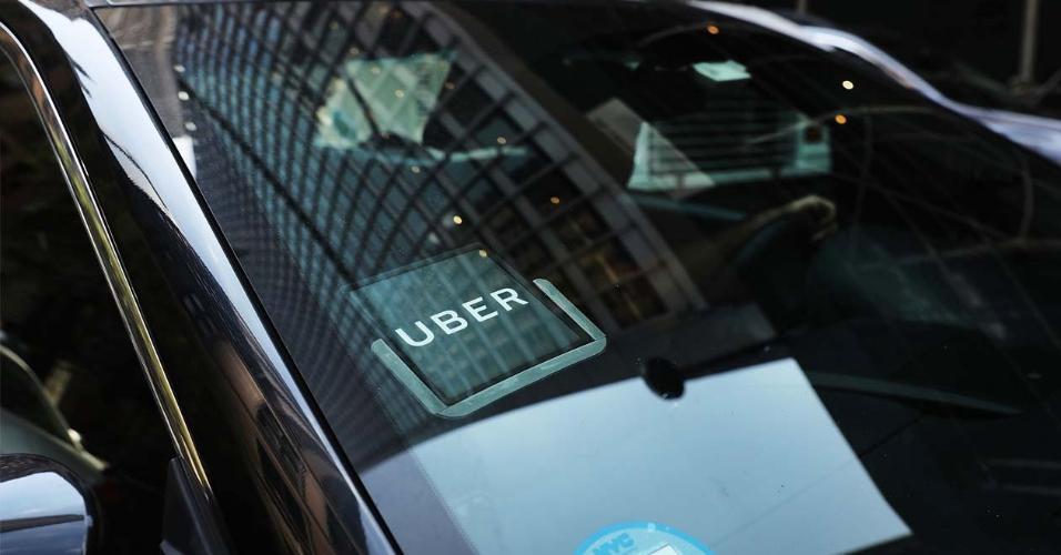 Motorista da Uber nos EUA ganha pouco e fica abaixo da linha da pobreza