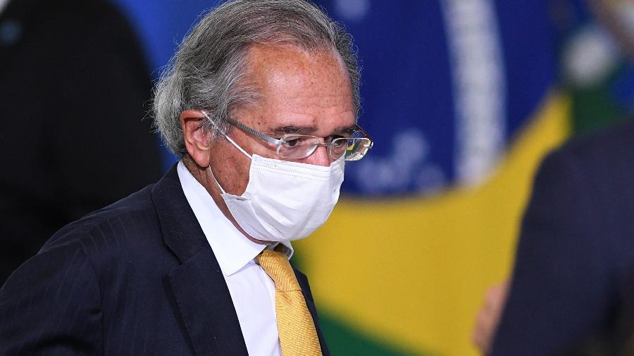 """Guedes diz que governo deve lançar em breve novo programa para """"invisíveis"""" - Edu Andrade/Fatopress/Estadão Conteúdo"""