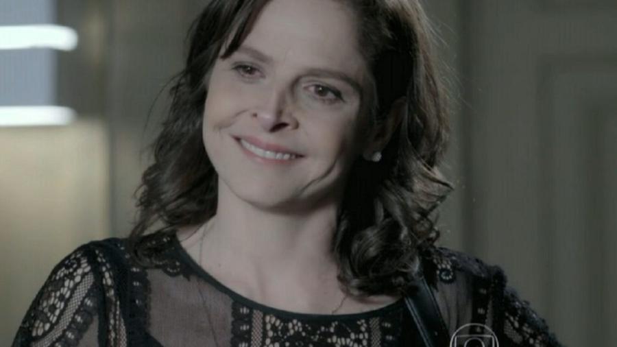 Cora (Drica Moraes) em Império (Reprodução/Globo) - Reprodução / Internet