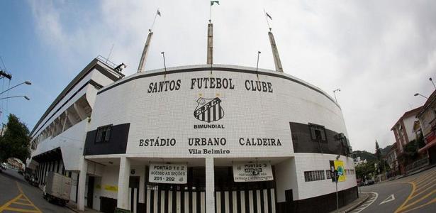 Santos jogará contra a Chapecoense na próxima segunda-feira, no Pacaembu