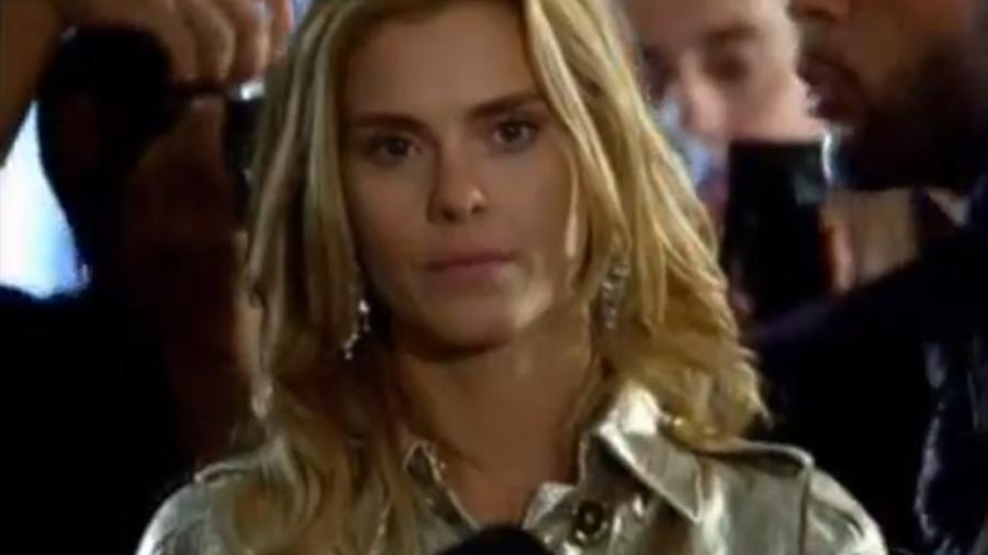 Teodora (Carolina Dieckmann) em Fina Estampa (Reprodução/TV Globo). - Reprodução / Internet