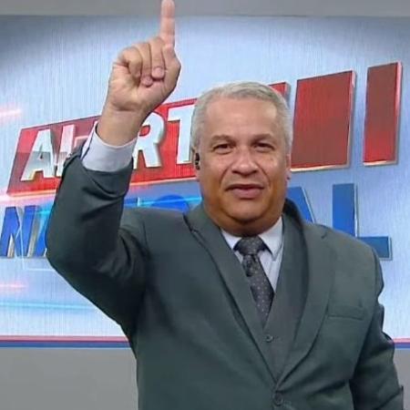 Sikêra Júnior no Alerta Nacional (Reprodução/RedeTV! ). - Reprodução / Internet