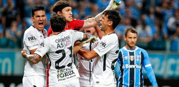 Corinthians terá time com mudanças para partida na Colômbia