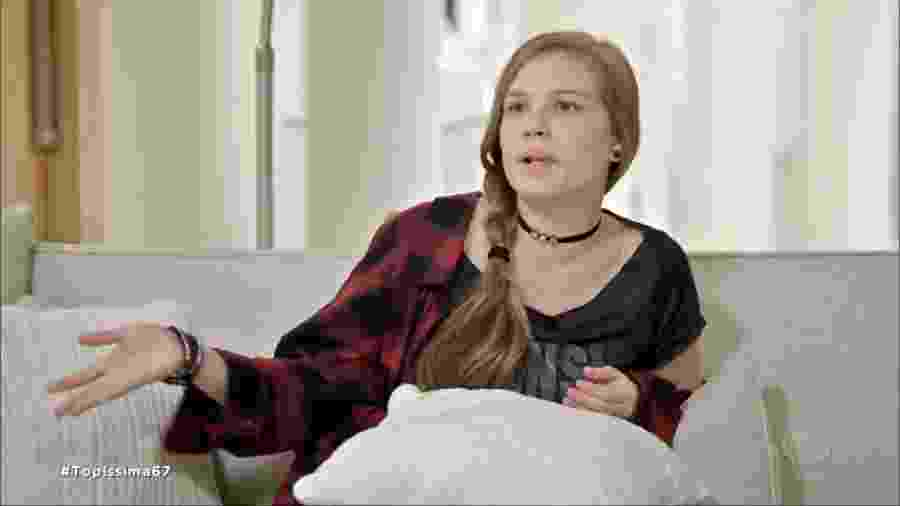 Andrea (Letícia Peroni) em Topíssima - Andrea (Letícia Peroni) em Topíssima
